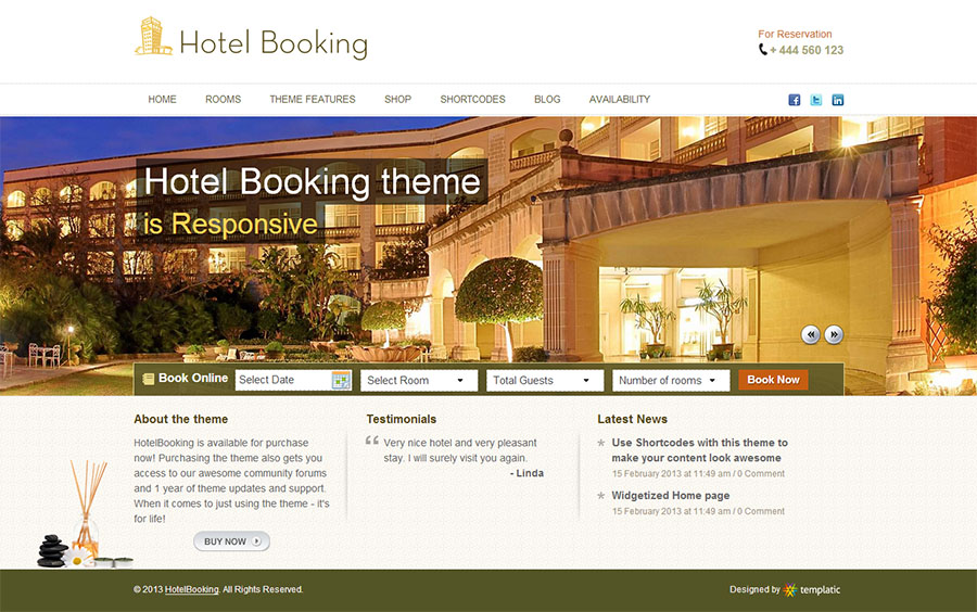 HotelBooking-home